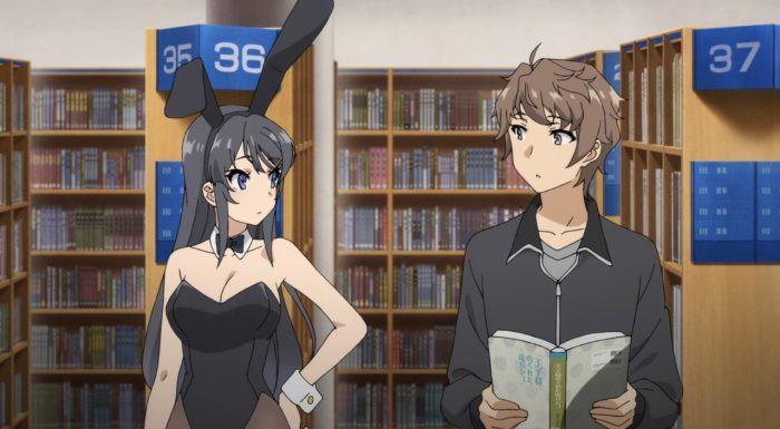Review: Seishun Buta Yarou wa Bunny Girl Senpai no Yume wo Minai (Rascal  Does Not Dream of Bunny Girl Senpai) | by nflstreet | Medium